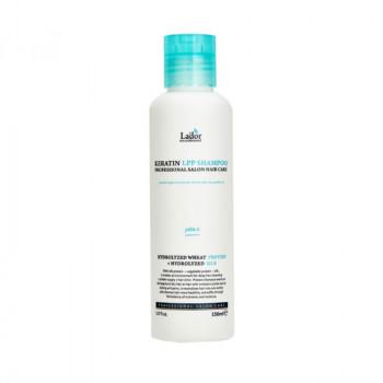 La'dor Keratin LPP Shampoo Беcсульфатный шампунь для волос с кератином 150мл 150 гр.