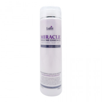 Эссенция для фиксации и объема волос La'dor Miracle Volume Essence 250 гр.