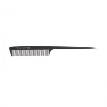 Расческа Hairway Carbon Advanced хвост.карбон. 225 мм
