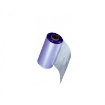 Фольга парикмахерская синяя, 25м, 16 мкм DEWAL