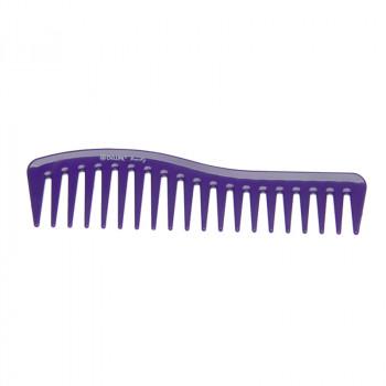 Гребень волна фиолетовый DEWAL BEAUTY