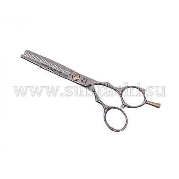 Филировочные ножницы парикмахерские HK-RI-6040L****