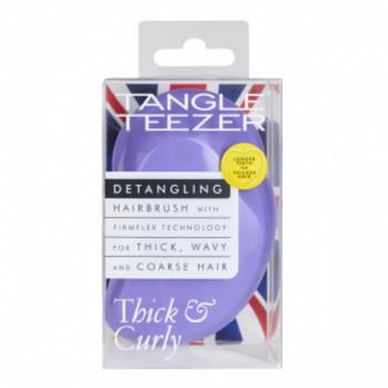Расческа Tangle Teezer Thick & Curly Lilac Fondant