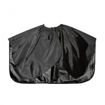 Укороченная накидка 73х64см черная harizma Черный