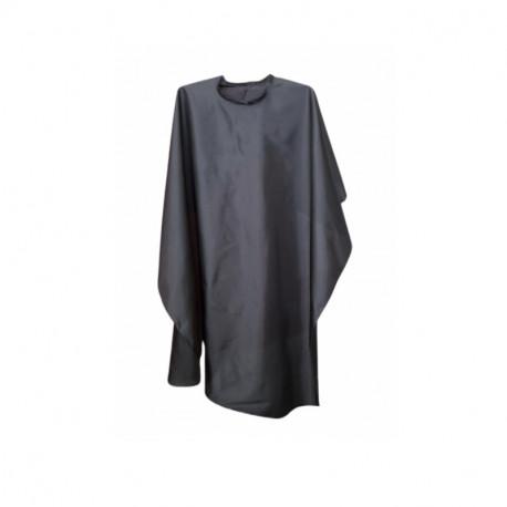 Пеньюар Hairway черный, 140x120 см, на липучке, нейлон
