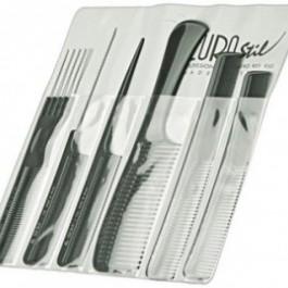 Набор расчёсок Eurostil 00950