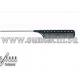 Парикмахерская расческа Y.S.Park YS-116-01 черная