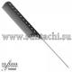 Парикмахерская расческа Y.S.Park YS-112-01 черная