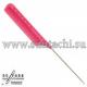 Парикмахерская расческа Y.S.Park YS-112-07 розовая