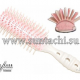 Парикмахерский стайлер Y.S.Park LAP32-074 бело-розовый микс