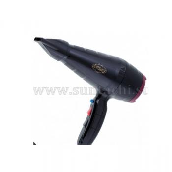 Качественный фен профессиональный Artaius Star max (арт. 8/2F), 2 скорости, легкий вес