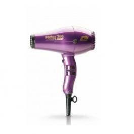 Фен профессиональный Parlux 385 Ceramic+Ionic фиолетовый, для объема длинных волос
