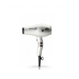 Фен профессиональный Parlux 385 Ceramic+Ionic серебряный, мотор с балансировкой