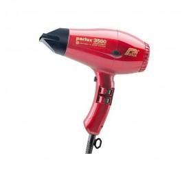 Фен профессиональный Parlux 3500 Compact Ceramic & Ionic, красный