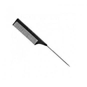 Расчёска с хвостиком крючком Eurostil 00473