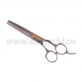 Филировочные ножницы парикмахерские для стрижки волос 13-5530 O *****