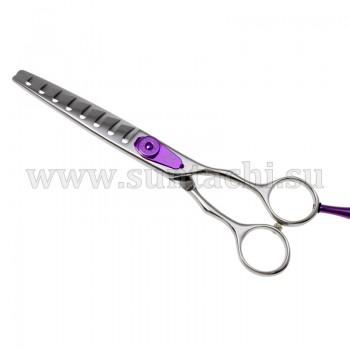 Филировочные ножницы парикмахерские OM7-6008 *****