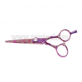 Прямые ножницы NY Sakura pink