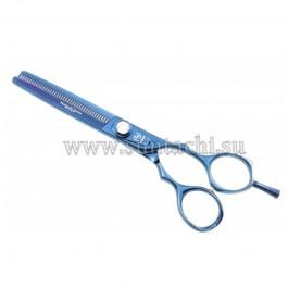 Филировочные ножницы HK-5535 Blue