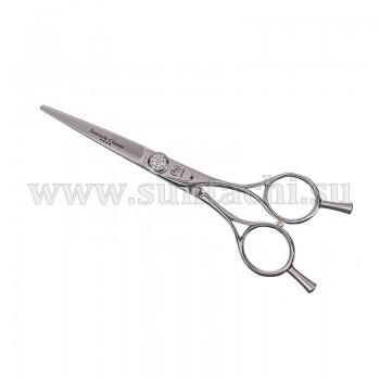 Ножницы парикмахерские прямые особо острой заточки MGH ****