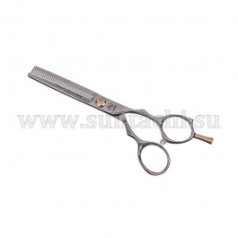 Филировочные ножницы парикмахерские HK **** Прямые зубцы