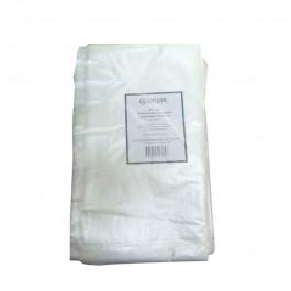 Фартук полиэтиленовый прозрачный 120х70 см 50 шт/упк