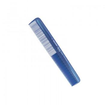 Расческа рабочая Triumph комбинированная антистатик, синяя, 21,5 254/41см
