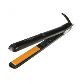 Щипцы для волос прямые Suntachi Keratiner AT-05S (SLIM) с удлиненными пластинами