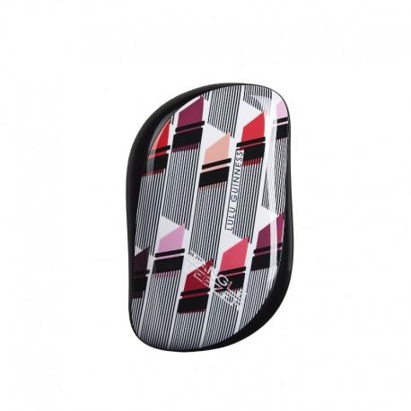 Tangle Teezer Compact Styler Lulu Guinness Vertical Lipstick Print