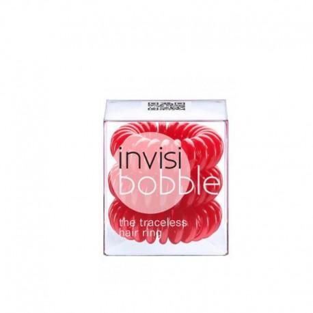 Резинка для волос Invisibobble Raspberry Red (3 шт.)