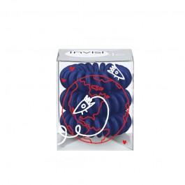 Резинка для волос Invisibobble Universal Blue (3 шт.)