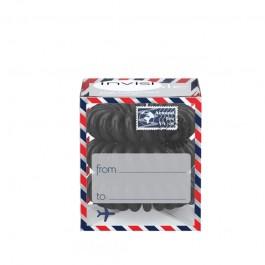 Резинка для волос Invisibobble Letter from Grey (3 шт.)
