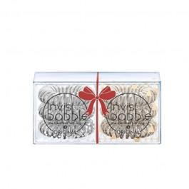 Резинка для волос Invisibobble Holiday Duo Pack (2х3 шт.)