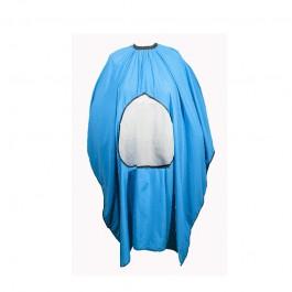 Пеньюар голубой с окошком 41500