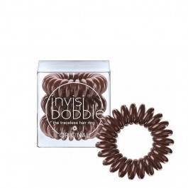 Резинка для волос Invisibobble POWER Pretzel Brown