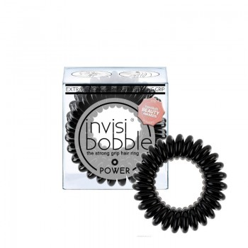 Резинка для волос Invisibobble POWER True Black (3 шт.)