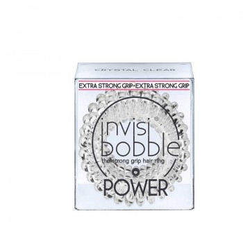 Резинка для волос Invisibobble POWER Crystal Clear