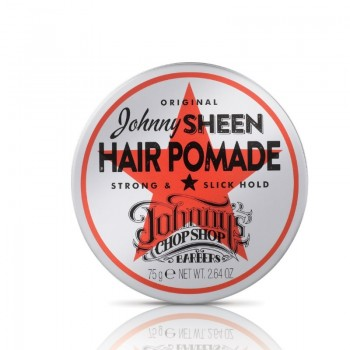 Johnny's Chop Shop JOHNNY'S SHEEN Hair Pomade помада для волос 75 г