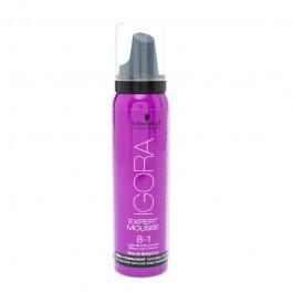 Igora Expert Mousse Тонирующий мусс для волос 8-1 Светлый русый сандрэ 100мл