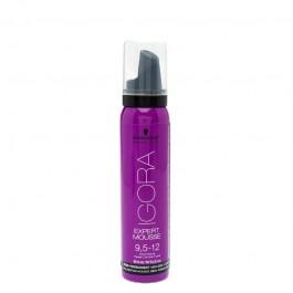 Igora Expert Mousse Тонирующий мусс для волос 9,5-12 Светлый блондин сандрэ пепельный 100мл