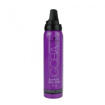 Igora Expert Mousse Тонирующий мусс для волос 7-0 Средний русый натуральный 100мл
