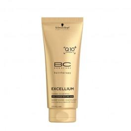Schwarzkopf Professional BC Excellium Taming Shampoo Смягчающий шампунь 200 мл