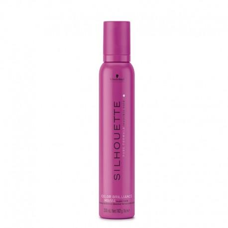 Schwarzkopf Professional Силуэт Безупречный мусс сильной фиксации для окрашенных волос 500 мл